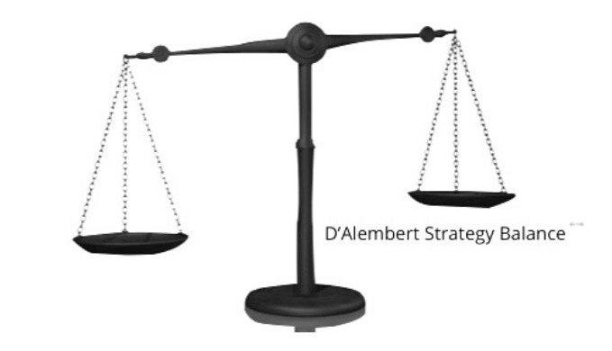 D'Alembert Strategy Image